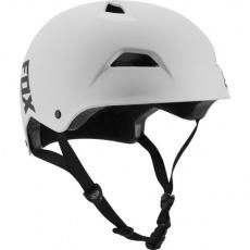 Přilba Fox Flight Sport Helmet, Ce White/Black