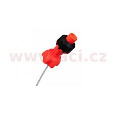 koncovka pro kanystr R15, RTECH (oranžová)