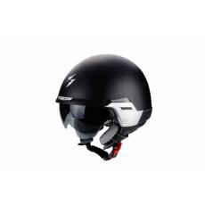 Moto přilba SCORPION EXO-100 PADOVA II matná černo/černá