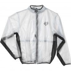 Dětská bunda Fox Racing Yth Fluid Mx Jacket Clear