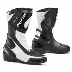 Moto boty FORMA FRECCIA černo/bílé