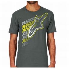 Alpinestars tričko Lifted Charcoal