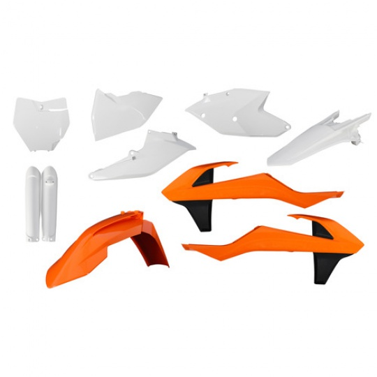 ACERBIS plastový full kit KTM SX/SXF/16-18 kromě SX250/16