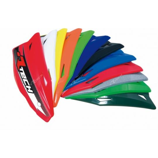 Náhradní plasty RTECH VERTIGO různé barvy