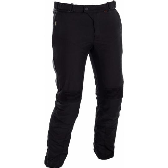Moto kalhoty RICHA CYCLONE GORE-TEX černé - zkrácené