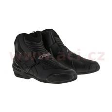 boty SMX-1 R, ALPINESTARS (černé)