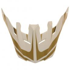 kšilt na přilbu FLY Trophy - FLY RACING - USA (matná zlatá)