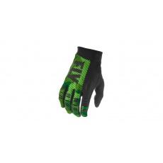 rukavice EVO 2020, FLY RACING (zelená/černá)