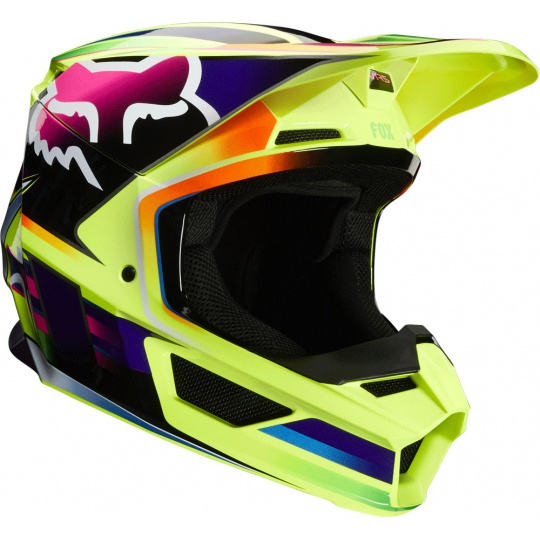 Pánská MX helma Fox V1 Gama Helmet Yellow