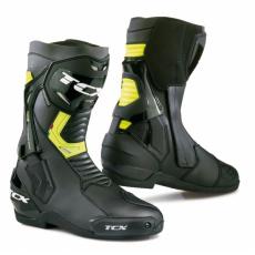 Moto boty TCX ST-FIGHTER WP černo/žluté fluo