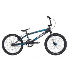 Haro BMX Race Lite Team CF PRO XL Black/blue - závodní BMX
