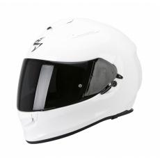 Moto přilba SCORPION EXO-510 AIR solid bílá