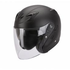 Moto přilba SCORPION EXO-220 solid černá matná