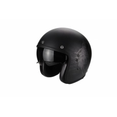 Moto přilba SCORPION BELFAST STING černá matná
