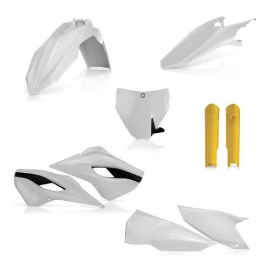 Acerbis plastový plastový full kit HQ TC125 14/15, TC250 14/16, FC 250/350/450 14/15