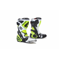 Moto boty FORMA ICE PRO FLOW bílo/černo/žluté