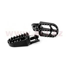 stupačky hliníkové (Honda), RTECH (černé, 1 pár)