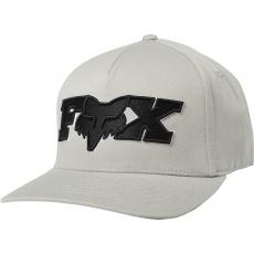 Pánská čepice Fox Ellipsoid Flexfit Hat Grey/Black