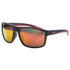 sluneční brýle BLIZZARD sun glasses PCSF703140, rubber black, 66-17-140