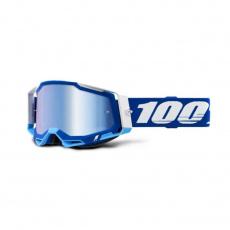 RACECRAFT 2 Goggle Blue - Mirror Blue Lens