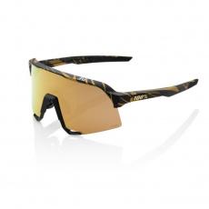 S3 - Peter Sagan LE Metallic Gold Flake - HiPER Gold Mirror Lens