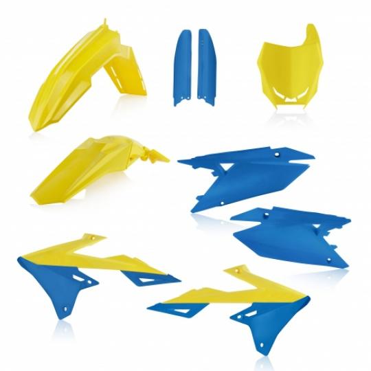 Acerbis plastový full kit RMZ 450 18/21,RMZ250 19/21