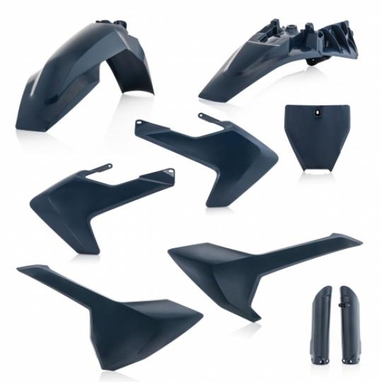 ACERBIS plastový full kit HQ 85 18/21 modrá