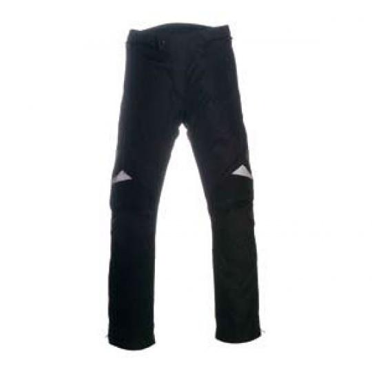 Moto kalhoty RICHA CAMARGUE černé zkrácené