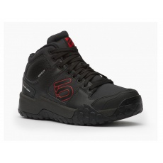 Fiveten 5.10 Impact High Black/Red boty na kolo