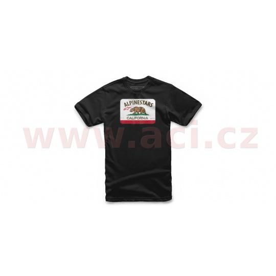 triko CALI TEE, ALPINESTARS, dětské (černá)