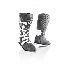 ACERBIS boty X-RACEšedá