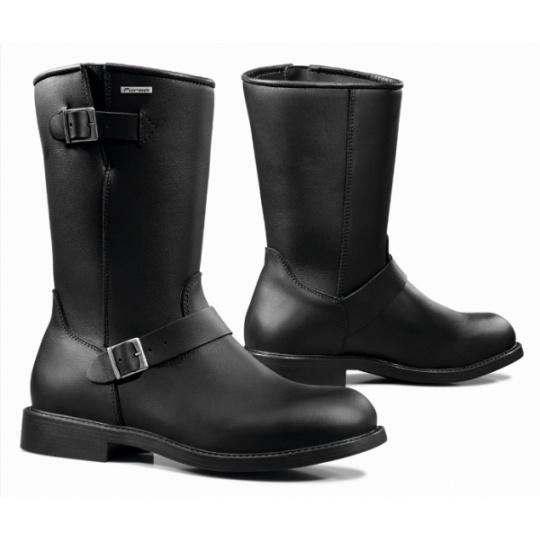 Moto boty FORMA NEVADA černé