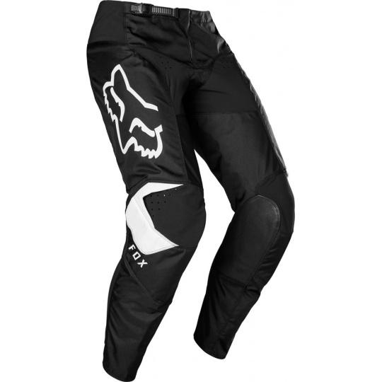 Pánské MX kalhoty Fox 180 Prix Pant Black/white