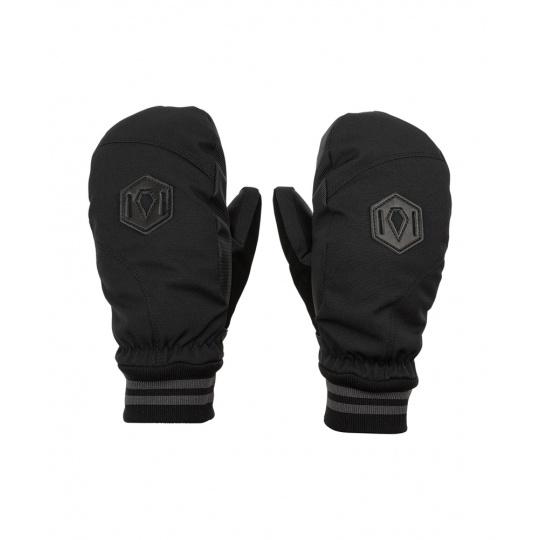 Dámské rukavice Volcom Bistro Mitt Black