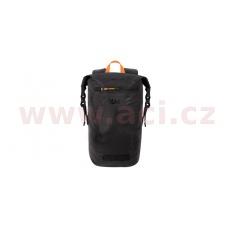 vodotěsný batoh AQUA EVO, OXFORD (černá/oranžová, objem 22 l)
