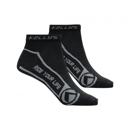KELLYS Ponožky FIT black 43-47