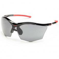 sluneční brýle RH+ Ultra Stylus Black/Red varia Grey Lens
