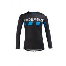 ACERBIS dres MX CHECKMATEčerná/modrá