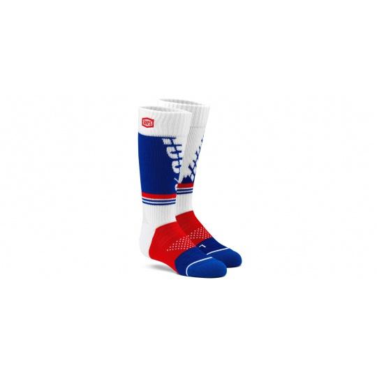 ponožky TORQUE dětské (bílá)