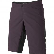 Dámské cyklo šortky Fox Wmns Ranger Water Short Dark Purple - S