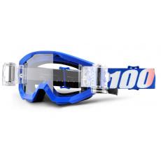 brýle Roll-Off STRATA SVS NATION, 100% (čiré plexi)