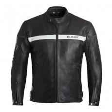Moto bunda ELEVEIT STRADE černo/bílá