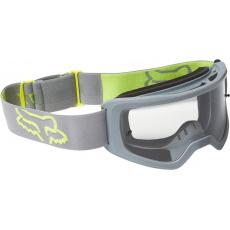 MX brýle Fox Main Stray Goggle Stl Gry