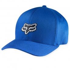 Pánská čepice Fox Racing LegacyFlexfitHat Blue