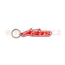 klíčenka BLAZE KEY FOB, ALPINESTARS (červená)