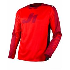 Dres JUST1 J-FLEX MTB/LS HYPE červený