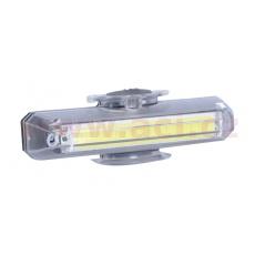 světlo na kolo přední ULTRA TORCH SLIMELINE F100, OXFORD (LED, světelný tok 100 lm)