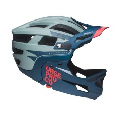 URGE Gringo convertible - De La Sierra Grey Blue XX helma