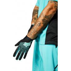 Pánské rukavice Fox Defend Glove Teal