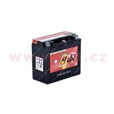 baterie 12V, YTX20 l-BS, 18Ah, 250A, BANNER Bike Bull AGM 175x87x155